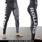 93 Brand ROLLERS Grappling Tights